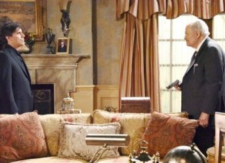 Days of our Lives' Vincent Irizarry and John Aniston