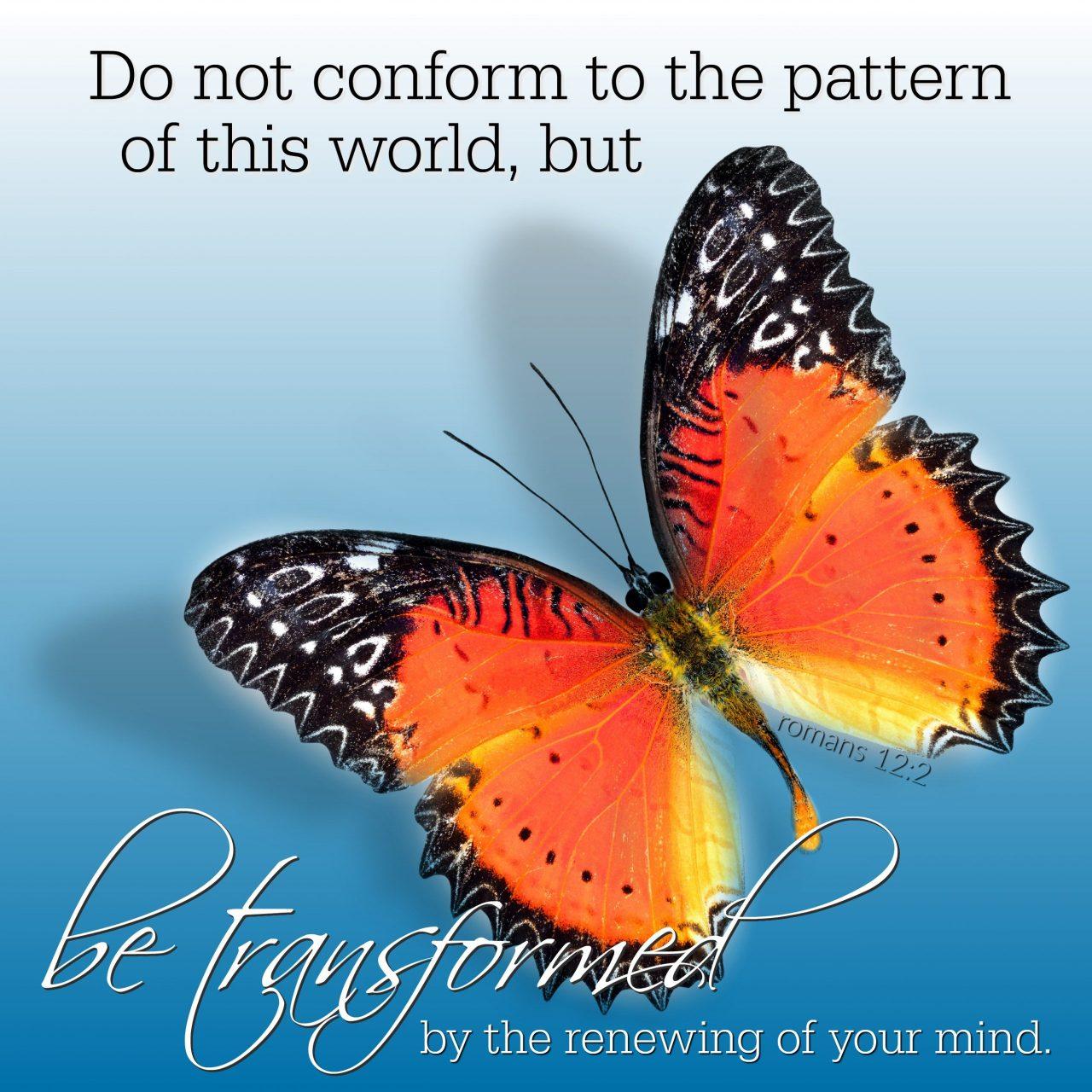 Romans 12:2 | KCIS 630