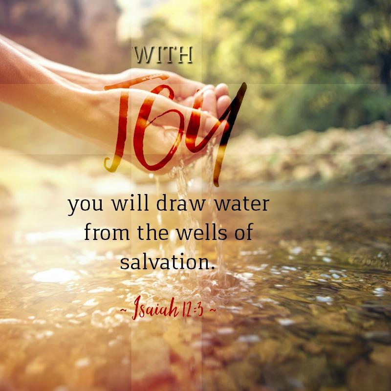 Daily Verse Isaiah 123 PRAISE 1065