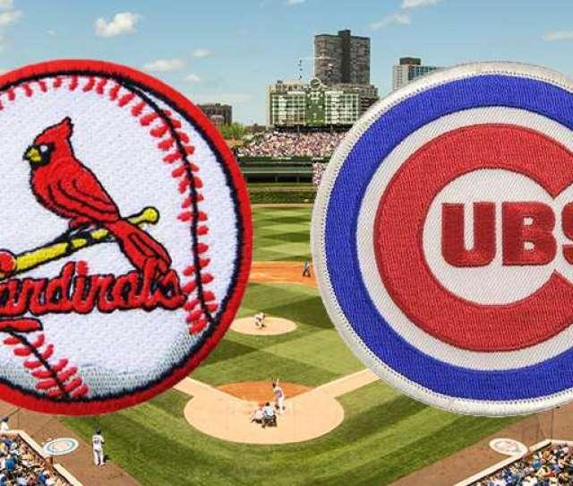 Cardinals Vs Cubs Cc Bleacher Nation