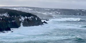 Strong Waves Continue With Possibility Of Coastal Flooding In Parts Of Eastern And Southern Newfoundland