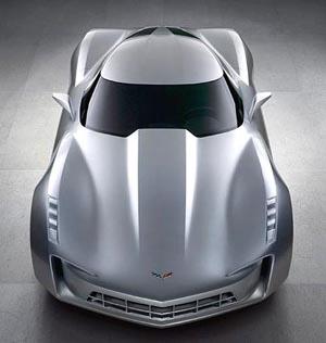 Stingray Concept © General Motors