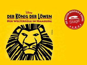 Showzeiten Und Saalplan Musical Konig Der Lowen In Hamburg