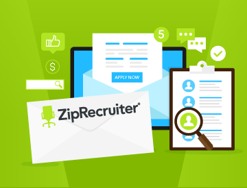 ZipRecruiter's emails