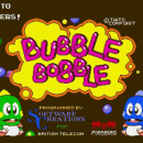 Skön retromusik: Bubble Bobble (1987)