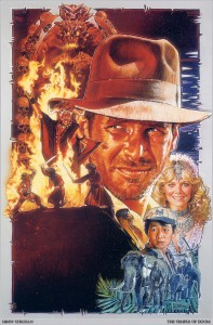 Drew-Struzan-Indiana-Jones-And-The-Temple-Of-Doom