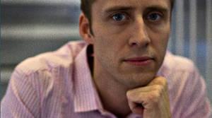 Oliver Merlöv på Ubisoft Massive.