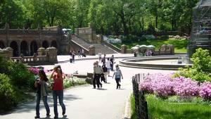 Central Park är enormt mycket större i verkligheten än i något spel - men det hindrar inte att många referenser i dina spel faktiskt finns i verkligheten.
