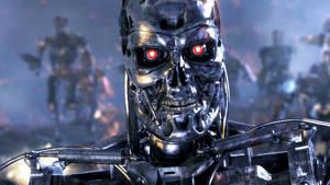 Få spel kommer att låta dig möta fiender med Terminator-AI, alltså helt oresonlig och överlägsen.