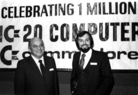 Jack Tramiel och Bob Yannes