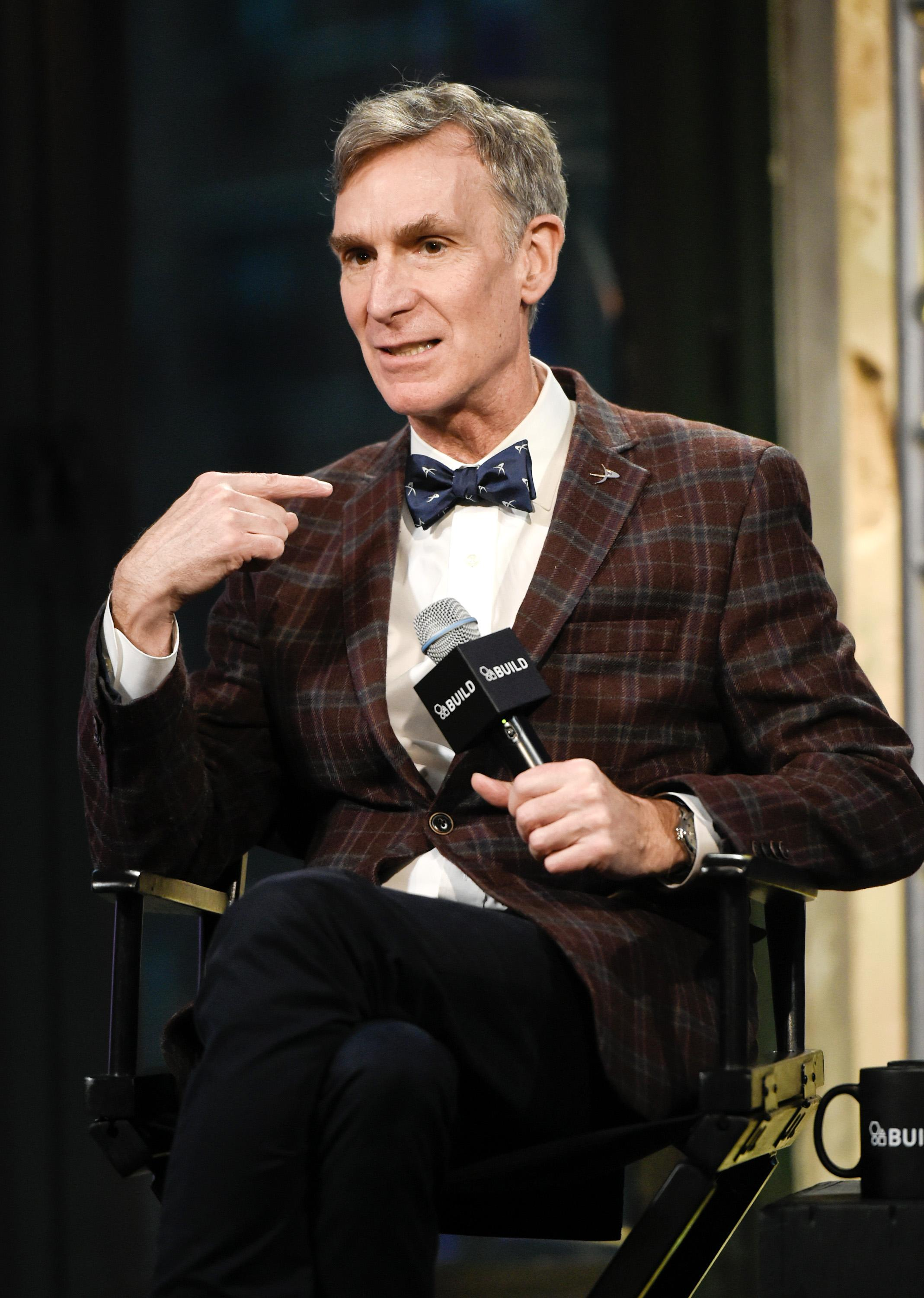 Bill Nye Has Advice For Trump About Nasa S Future