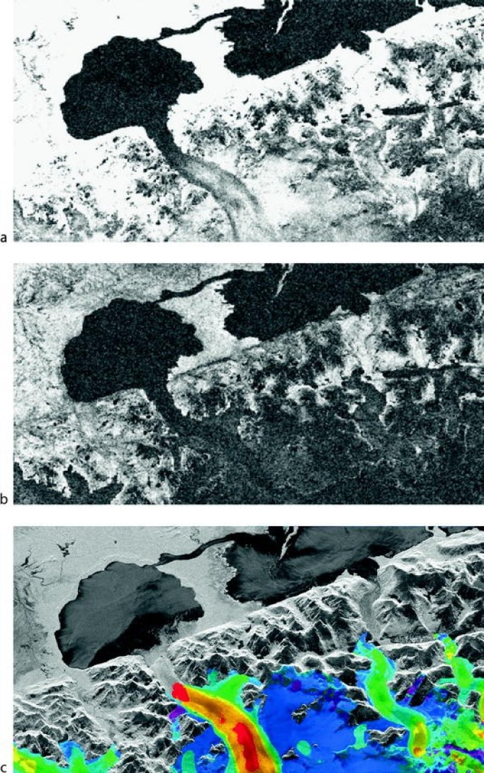 Synthetic Aperture Radar (SAR) Interferometry for Glacier Movement Studies | SpringerLink