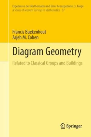 Diagram Geometry   SpringerLink