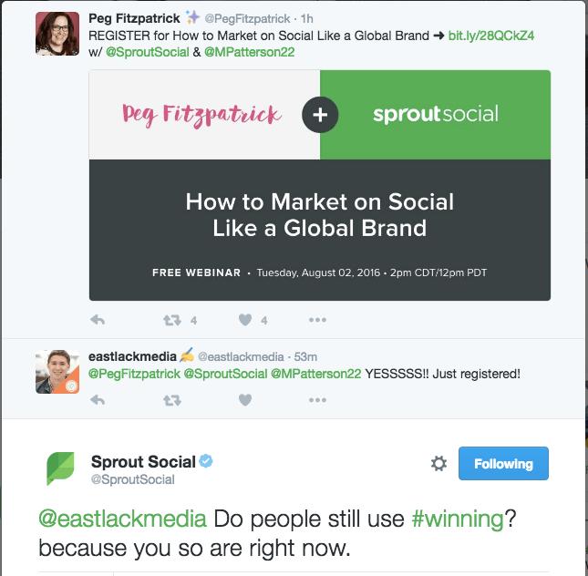 social media conversations