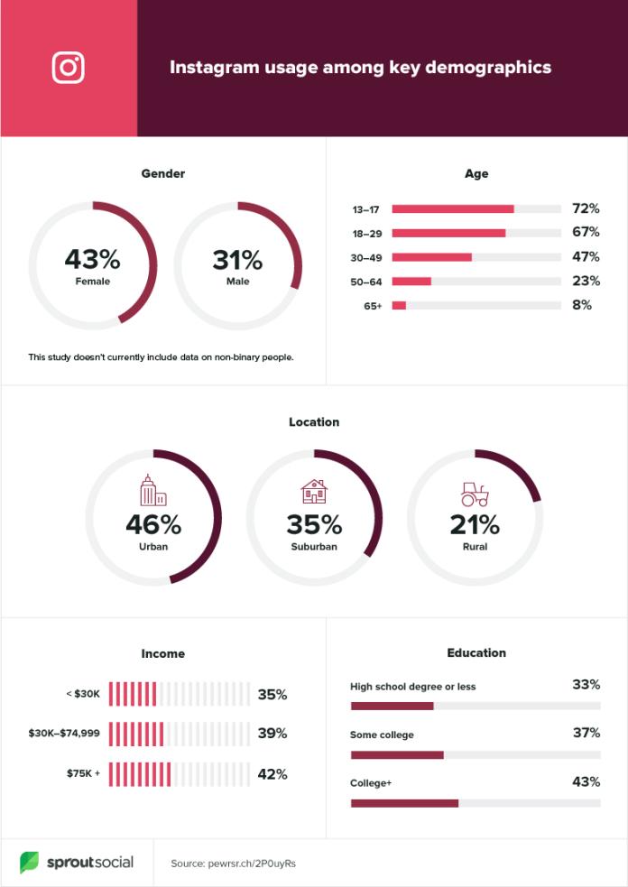 Instagram demographics 2020