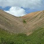 Vy från Denali National Park