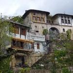 Gammalt hus. Gjirokastra (U)