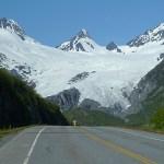 Vägen norr om Valdez