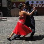Tangodansare. Buenos Aires