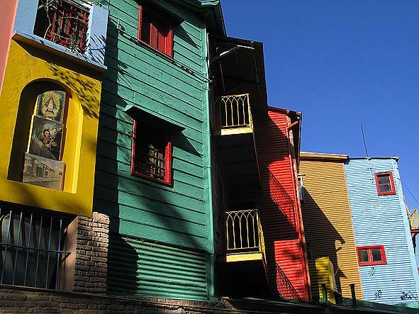 La Boca. Buenos Aires