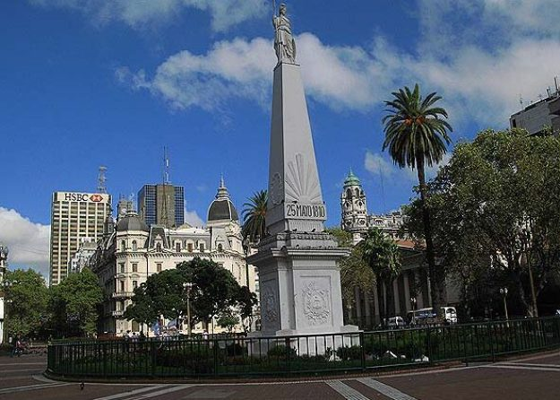 Obelisken. Buenos Aires