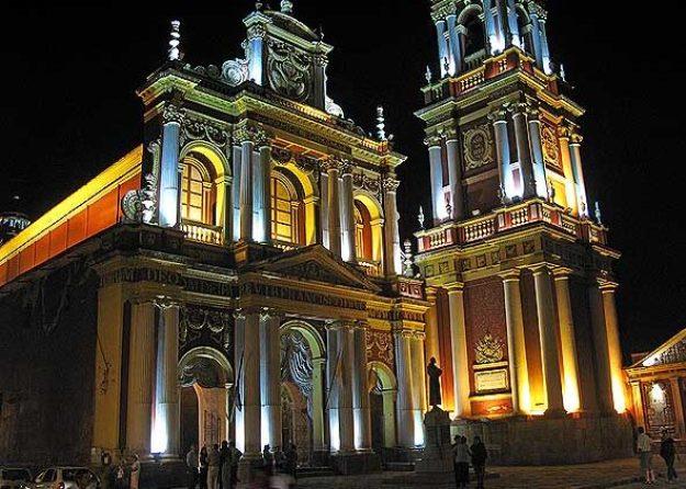 Katedralen. Salta