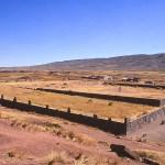 Templet. Tiachuanaco. Bolivia (U)