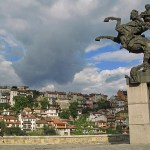 Monument. Veliko Turnovo