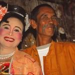 Skådespelare. Mandalay
