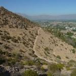 Vandringsled. Los Andes