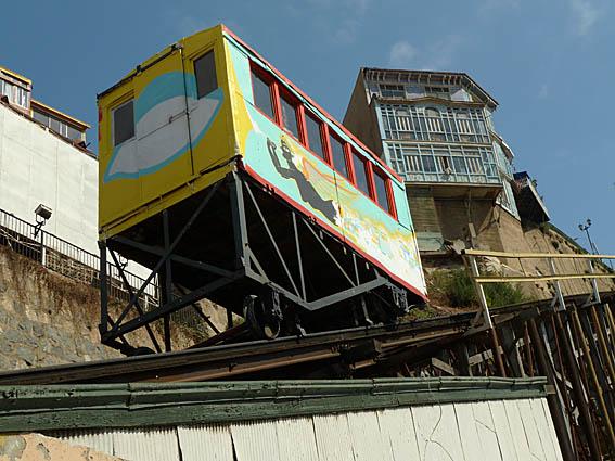 Gammal hiss. Valparaiso (U)