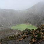 Vulkanen Irazu