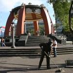 Monument. San José