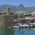 Hamnen. Kyrenia
