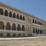 Biskopens palats. Lefkosia