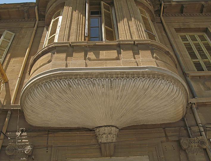 Vackert hus. Nicosia
