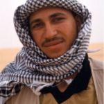 Beduinman. Bahariyaoasen