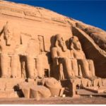Ramses II:s tempel. Abu Simbel (U)