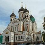Rysk ortodoxa katedralen. Tallin