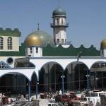 Moskén. Addis Abeba