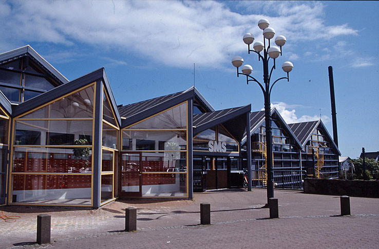 Det moderna Torshavn