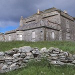 Brough Lodge. Fetlar