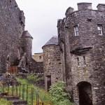 Eilean Donan Castle. Kyle of Lochalsh