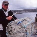 Fiskare. Kyleakin