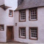 Äldsta huset. Inverness