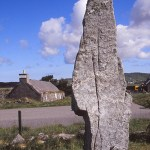 """The Standing Stones"". Calanais Lewis"