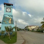 Clocktower. Punta Gorda