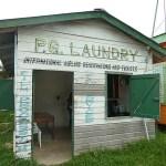 Tvätt och Resebyrå! Punta Gorda