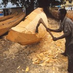 Båtbyggare. Busua