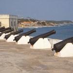 Slavfortet. Cape Coast (U)